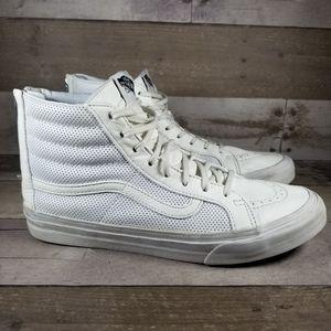 Van's High Top Sneakers